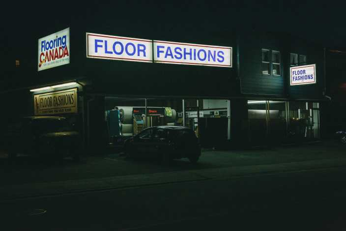 floor fashion at night saint john nb