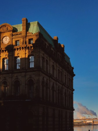 A photo of Old Post Office Building 112 Prince William Street Morning Highlight