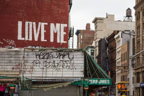 A photo of Love Me New York City