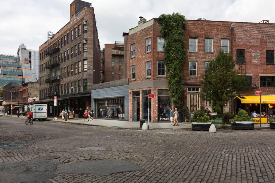 A photo of New York City Madison Avenue