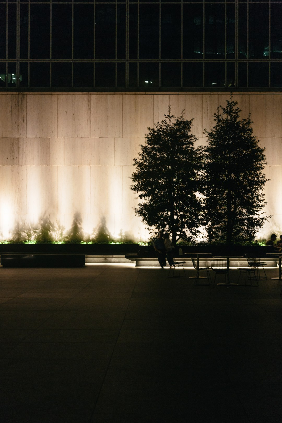 A photo of Stk Building At Night