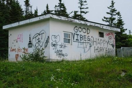A photo of Worlds End Building Saint John