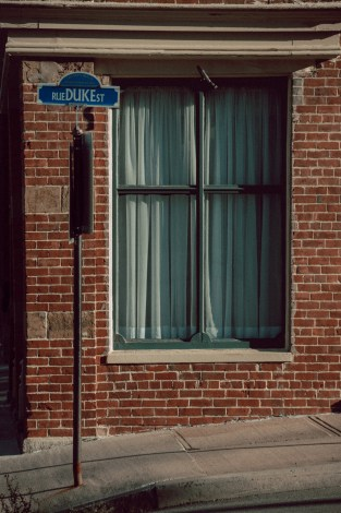 Duke Street Sign Vertical