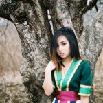 Ong Vang hmong clothes