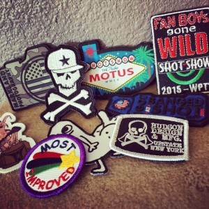 SHOT Patches