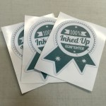 Inked Up GunFighter Stickers