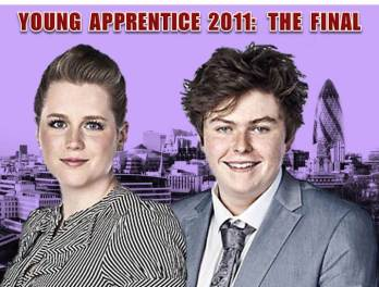 Young Apprentice 2011: The Finalists