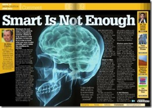 Smart is not enough spread 1-2