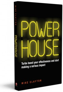 Powerhouse, by Mike clayton