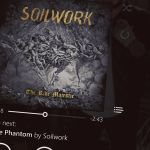 Kickstarting my morning with a punch! Music Metal Soilwork goodMorning