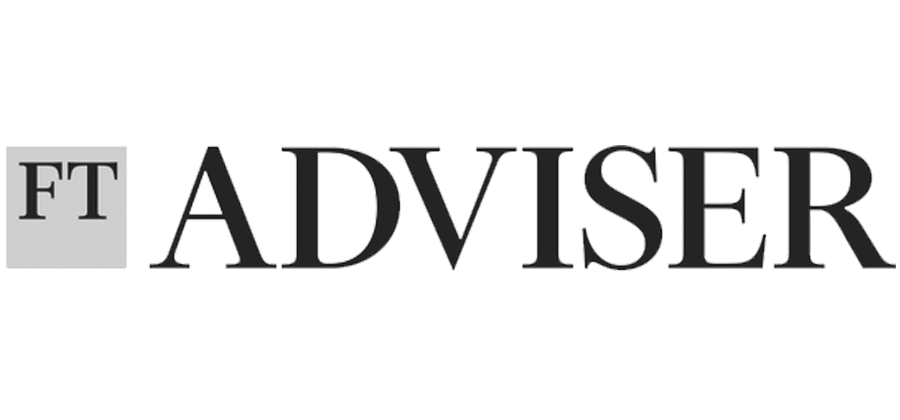 FT Adviser Logo Grey