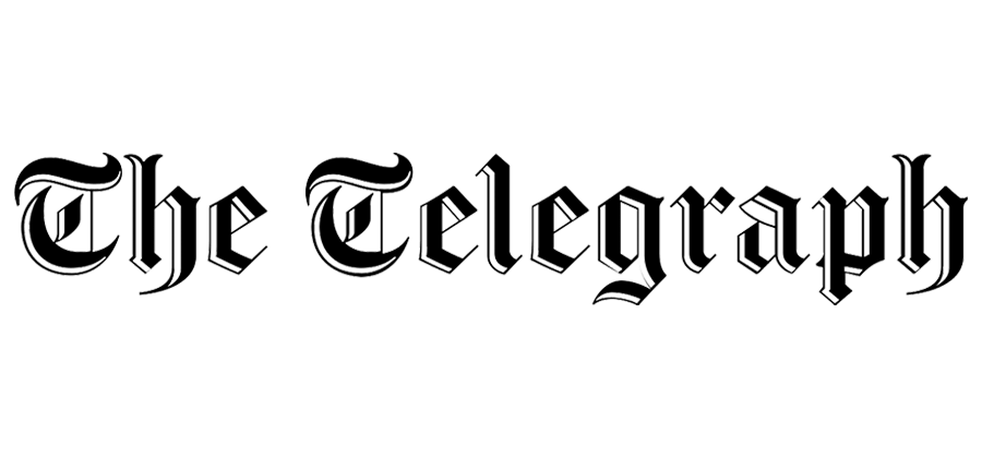 The Telegraph Logo Grey