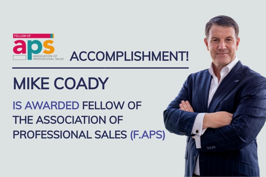 Mike Coady Fellow APS