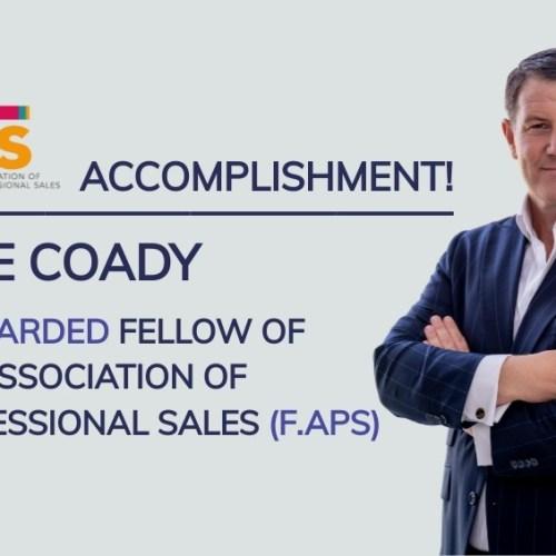 Mike Coady Fellow APS