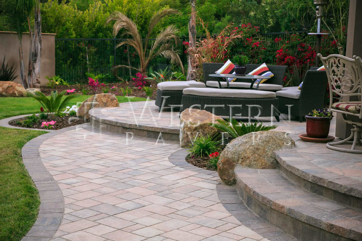 sunken patio design ideas • patio ideas