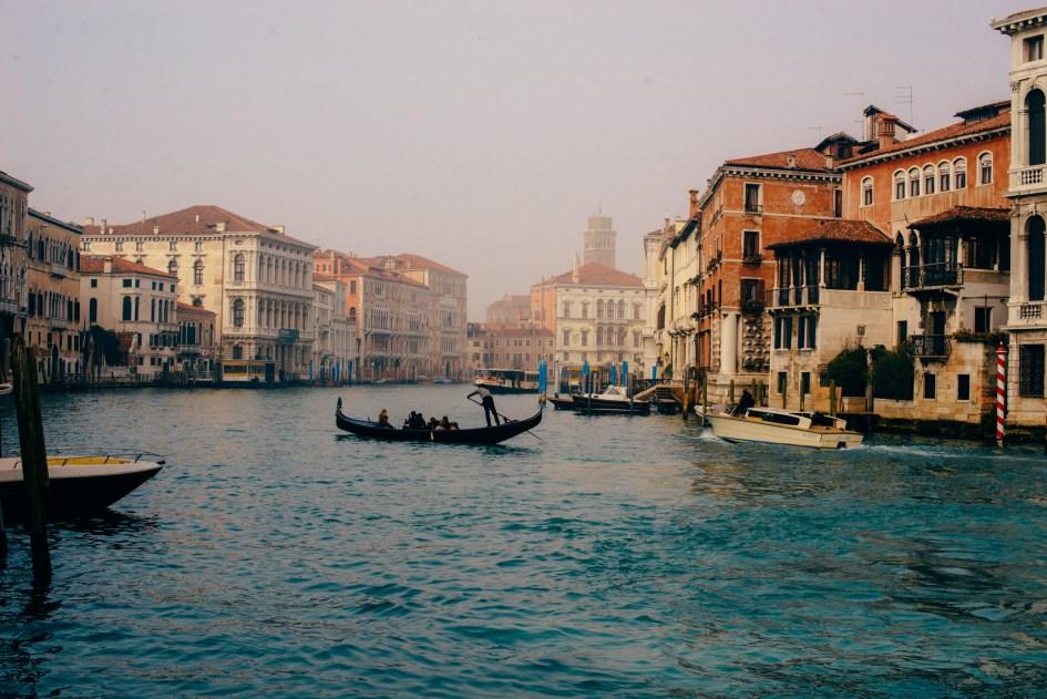 Il Canale Grande.