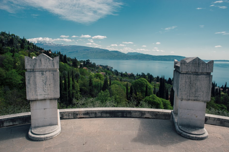 Lombardia, Italia – Program trip to Rovereto, Garda Lake, Milan.