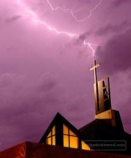 St. Bartholomew lightning