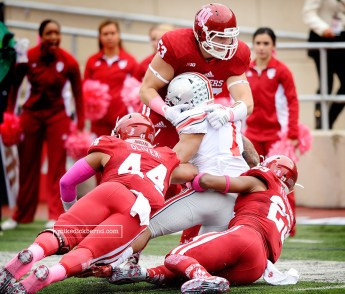 Shawn Heffern, IU Defense