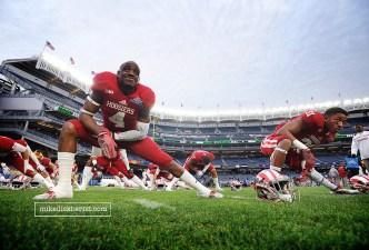 Ricky Jones, Jr. and Andre Booker