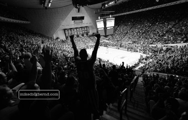 Assembly Hall crowd
