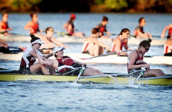 2V8, post-race celebration
