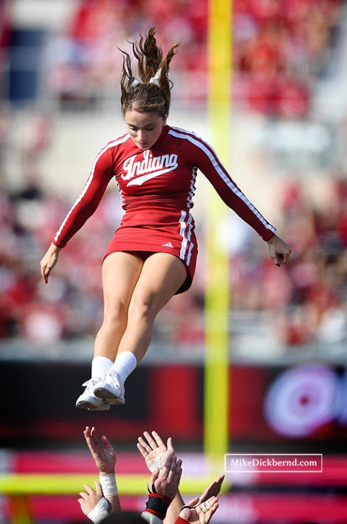 IU Cheerleaders