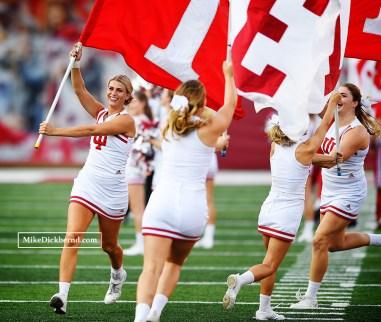 IU Cheerleaders