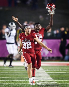 Griffin Oakes, Joseph Gedeon, game-winning field goal
