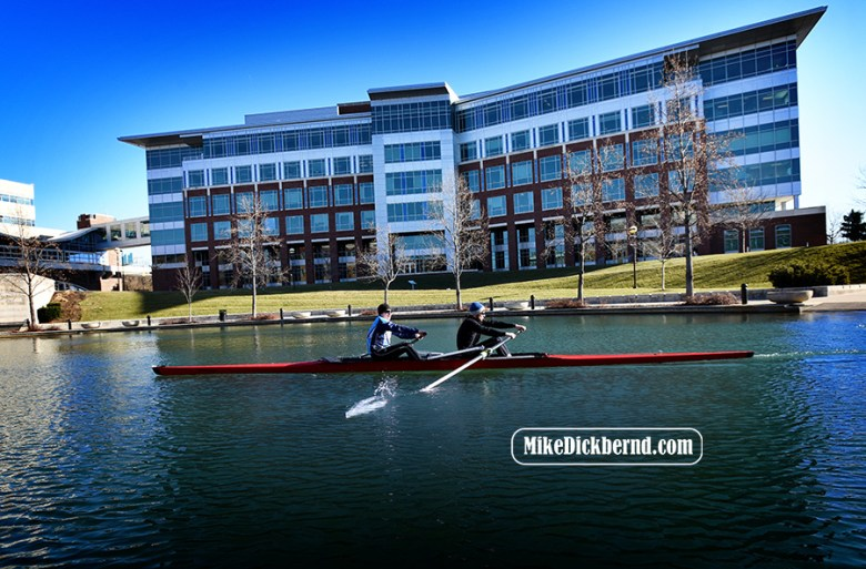 Fairbanks rowers feature
