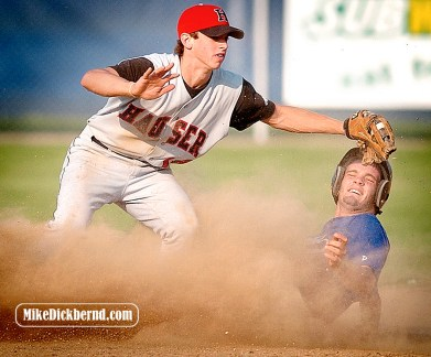 Hauser baseball, 2004