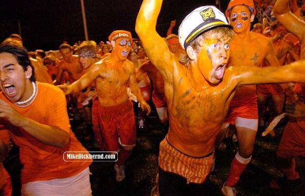Columbus East fans, 2006