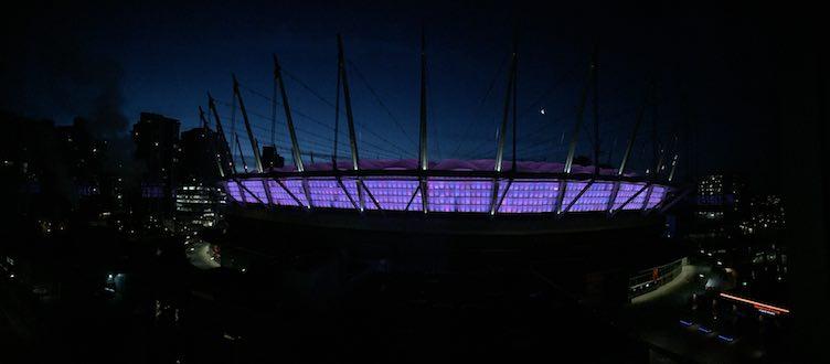 BC Stadiumn Vancover