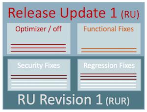 Differences between PSU / BP and RU / RUR