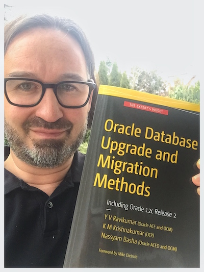 Book Recommendation: Oracle Database Upgrade and Migration Methods