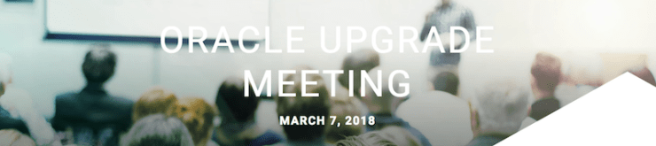 Upcoming User Group Events in Copenhagen and Oslo