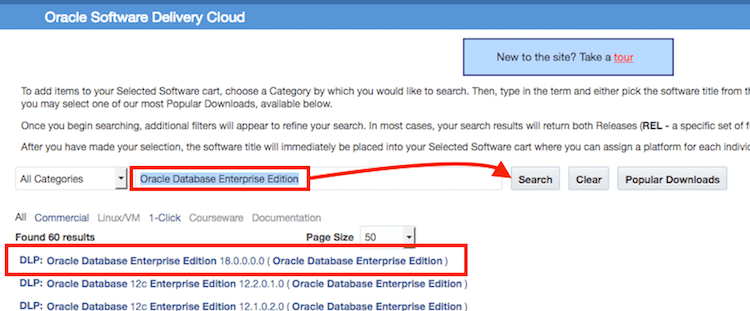 When will Oracle Database 18c be available on-prem?