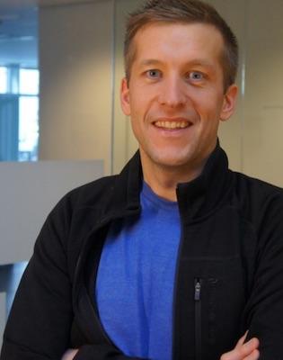 Daniel Overby Hansen, Simcorp