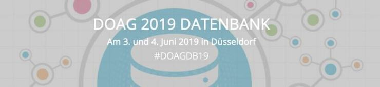 DOAG Datenbank 2019: Roy Swonger will be there!