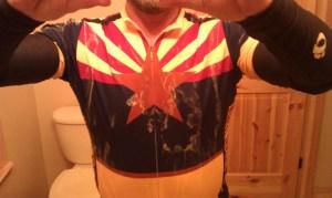 Nasty looking jersey!