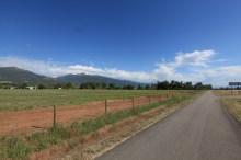 The bike path from Hamilton,MT to Lola, MT