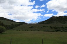 Along the route between Yellowstone, MT and Ennis, MT.