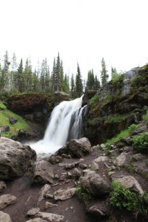 Obligatory blurred waterfall shot.