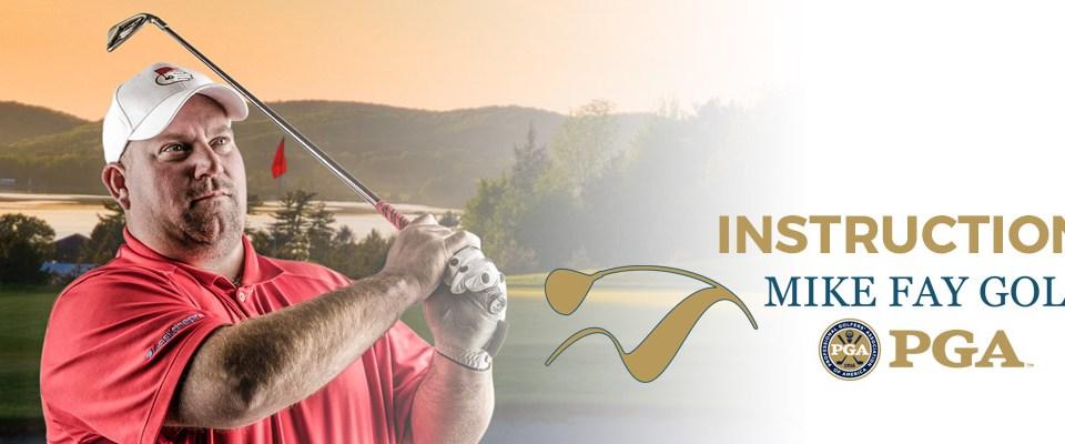 Mike Fay Golf Instruction Boyne MI