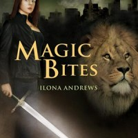 """Magic Bites - Kate Daniels #1"" by Ilona Andrews - everything urban fantasy should be"