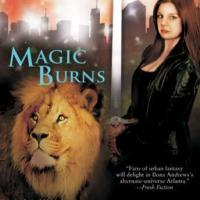 """Magic Burns - Kate Daniels #2"" by Ilona Andrews - settling in to a strong series"