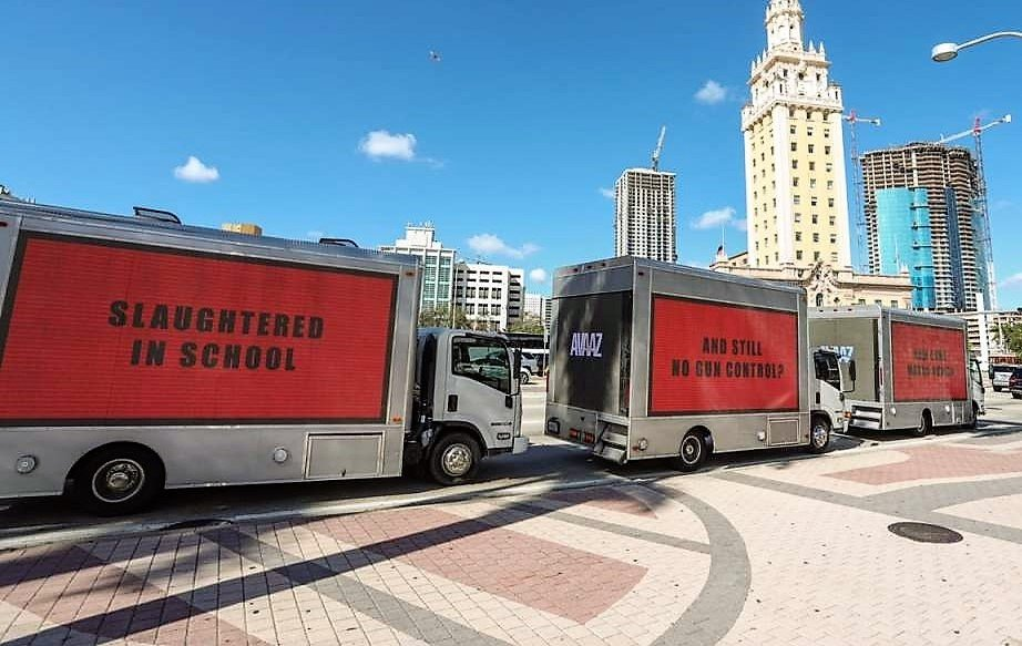 Three Billboards Outside Miami, Florida: how America turned into Mildred Hayes