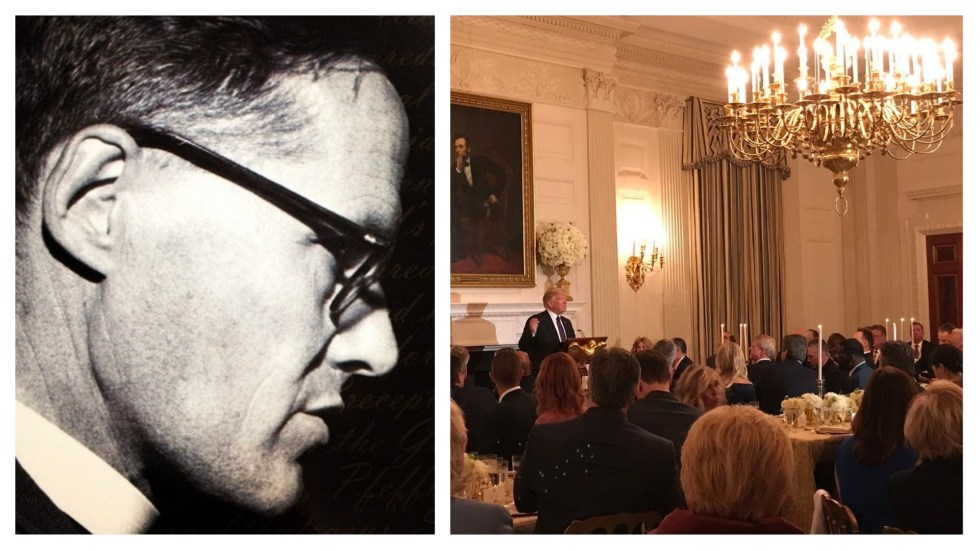 What if Newbigin went to the White House dinner
