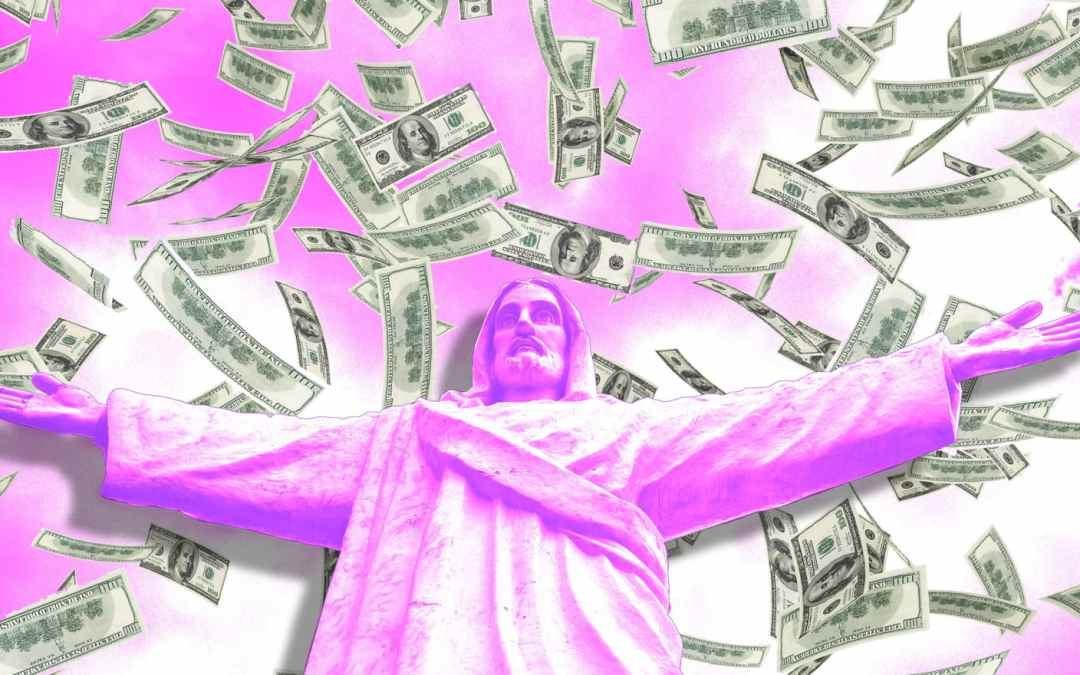 5 Reasons Capitalism is not Christian