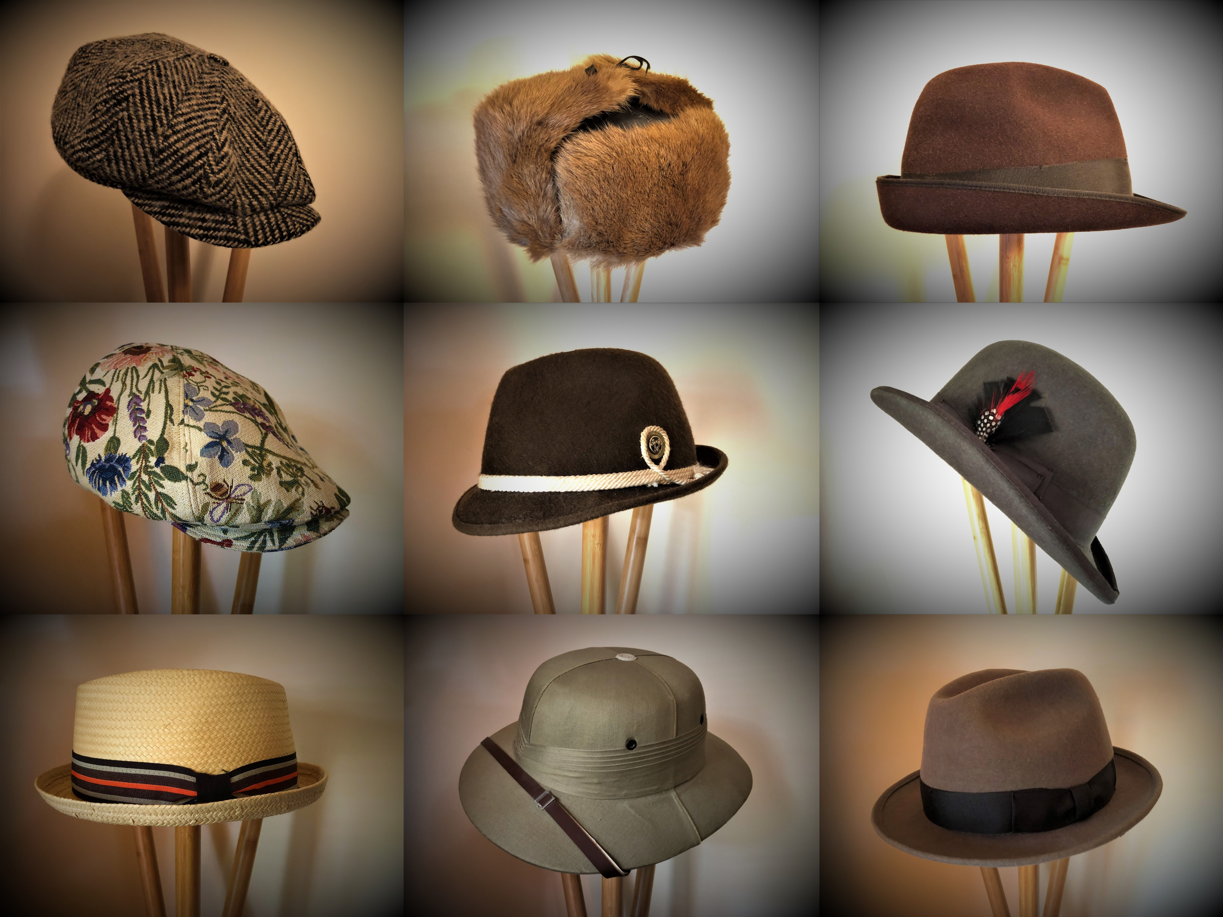 My Hat Collection: my guide to male headwear » Mike Frost